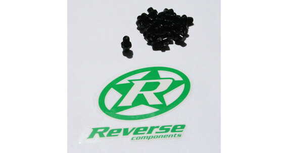 Reverse Escape Pedal Pin Set schwarz